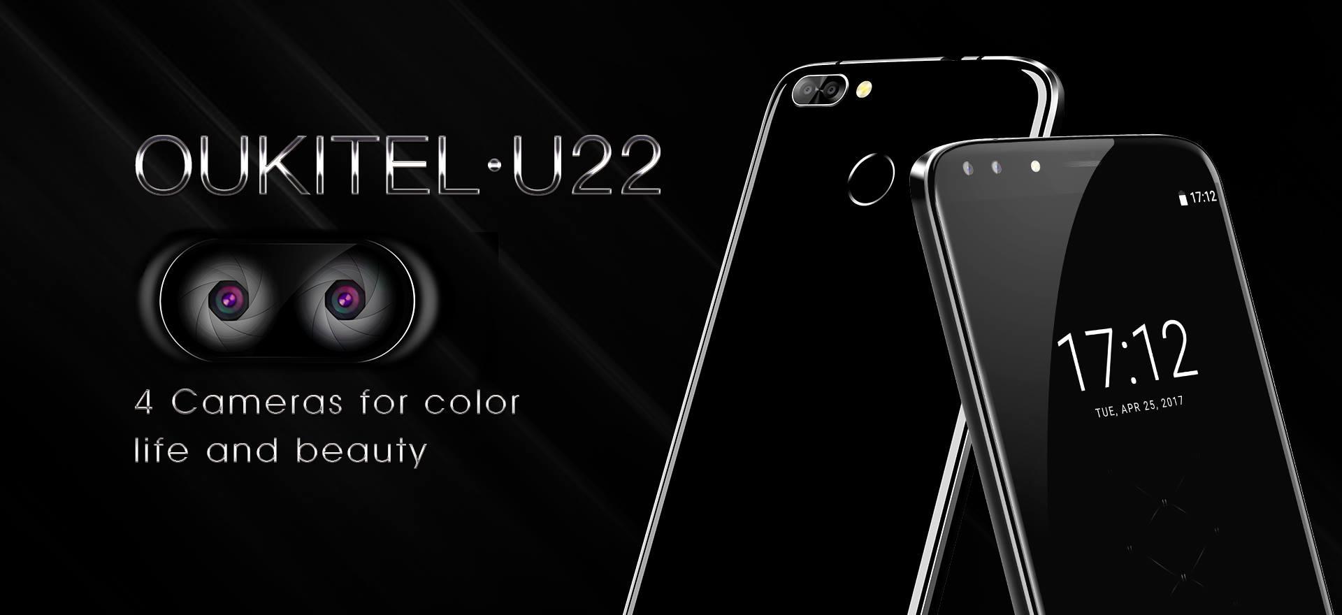 Oukitel U22 dengan 4 Kamera Segera Dirilis 2