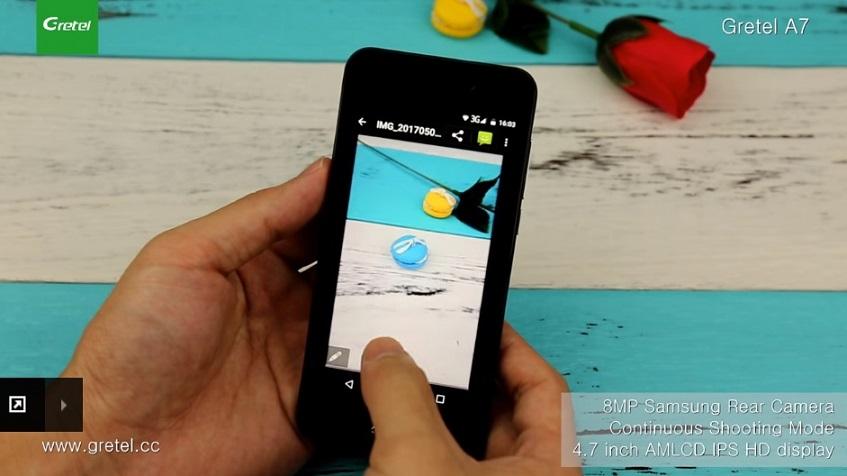 Hands-on Resmi Gretel A7: Smartphone 3G RAM 1GB Paling Murah 1