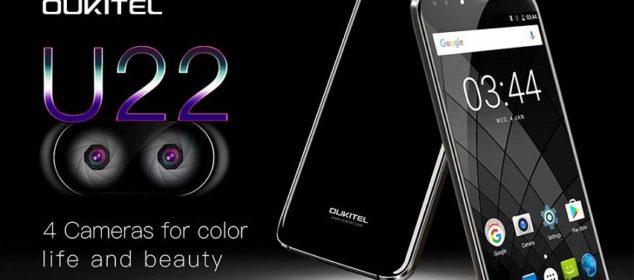 Oukitel U22 dirilis: Phablet 4 Kamera dengan RAM 2GB Harga 1 Juta Pas...!! 1