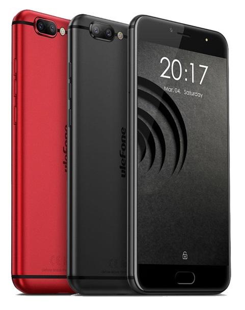 Ulefone Gemini Pro: Phablet Fotografi dengan RAM 4GB dan Helio X27 7