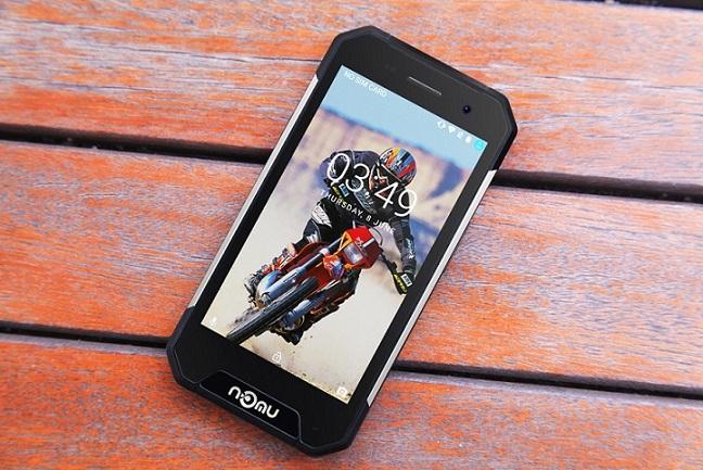 Nomu S30 Mini resmi Hadir: Smartphone Rugged IP68 Layar 4.7 inci 7