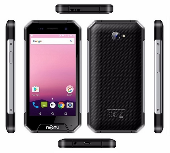 Nomu S30 Mini resmi Hadir: Smartphone Rugged IP68 Layar 4.7 inci 1
