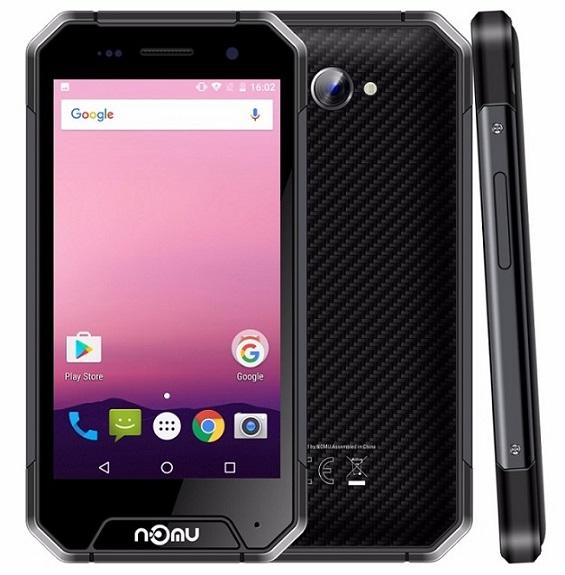 Nomu S30 Mini resmi Hadir: Smartphone Rugged IP68 Layar 4.7 inci 3