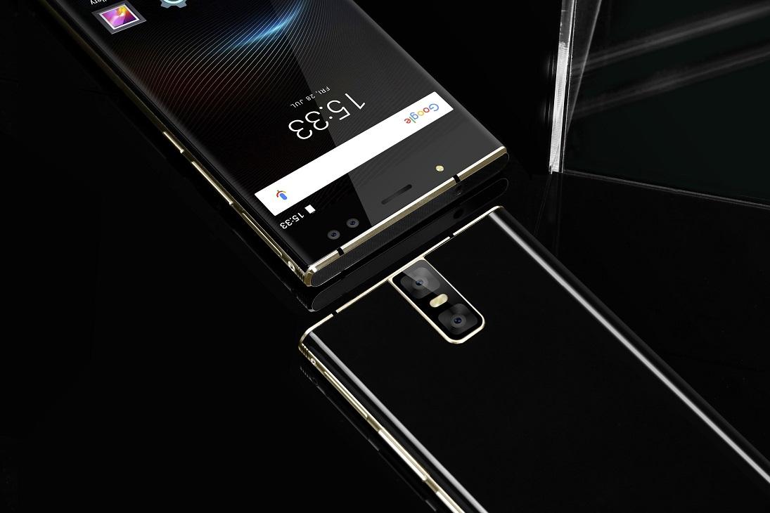 "Smartphone Stylish Oukitel K3: Disiapkan dengan 4 Poin ""Pertama di Dunia"" 1"