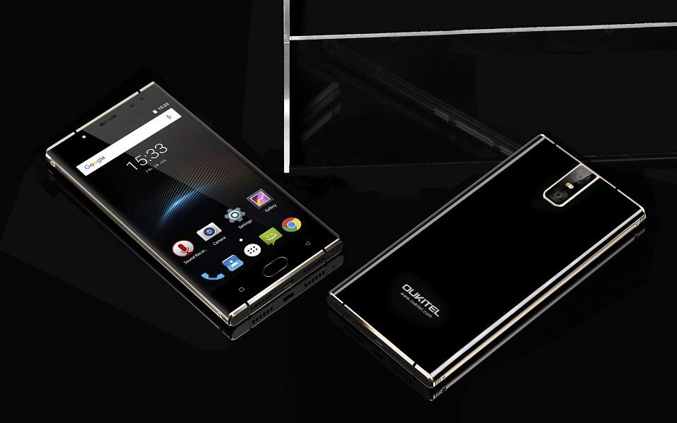 "Smartphone Stylish Oukitel K3: Disiapkan dengan 4 Poin ""Pertama di Dunia"" 3"