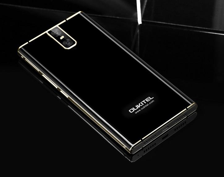"Smartphone Stylish Oukitel K3: Disiapkan dengan 4 Poin ""Pertama di Dunia"" 5"