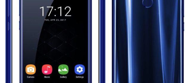 Oukitel U11 Plus New Edition: Keren dengan Biru dan Hitam Lumia 1