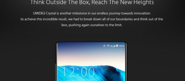 Umidigi Crystal: Smartphone Tri-Bezel-Less Murah dan Terbaik 7