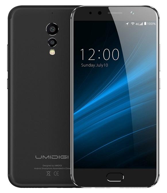 Umidigi S: Smartphone Desain Premium RAM 4GB dan Helio P20 5