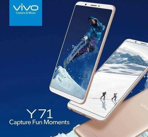 Vivo Y71 dirilis dengan Layar 6 inci dan RAM 3GB: Harga Mahal ...